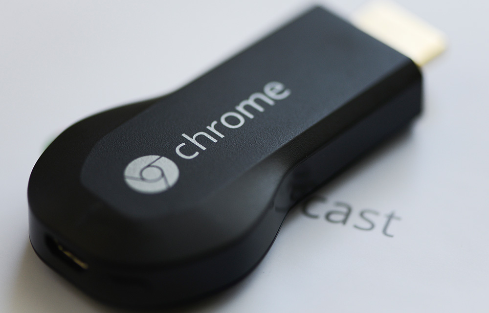 Guest Mode on Chromecast