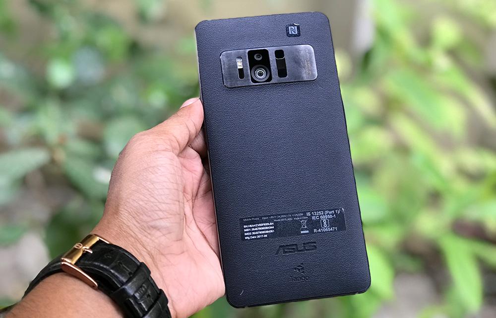Asus Zenfone AR Camera
