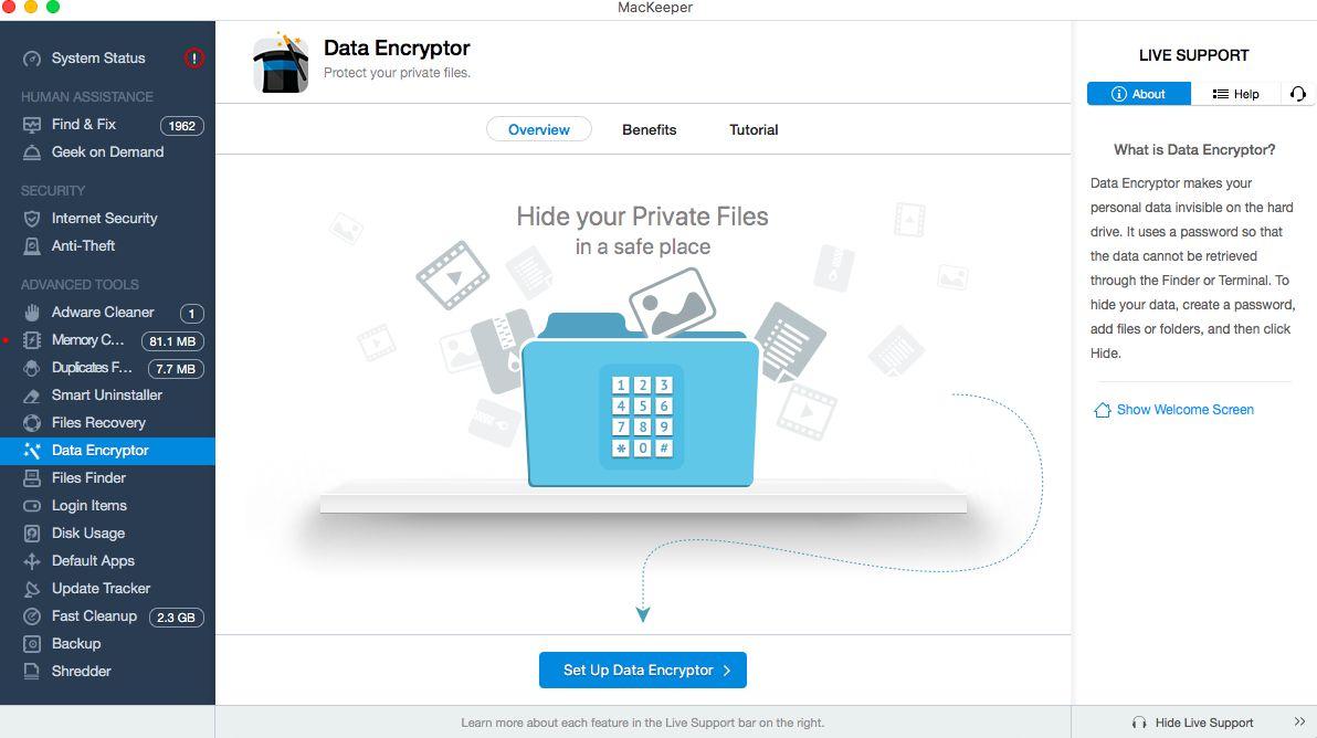 Data Encryptor