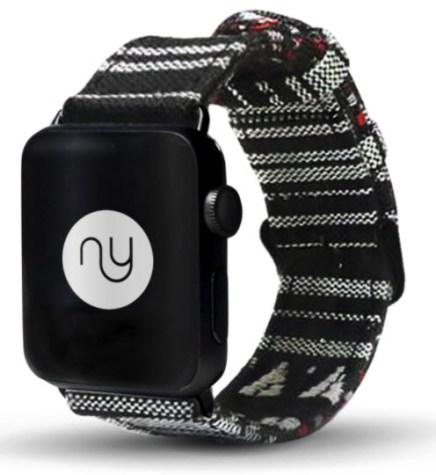 Nyloon Stark Apple Watch Band
