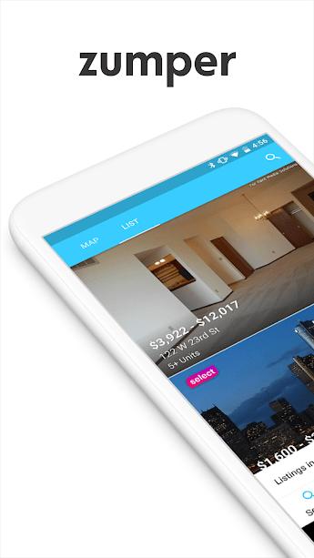 Zumper - Apartment Rental Finder 1