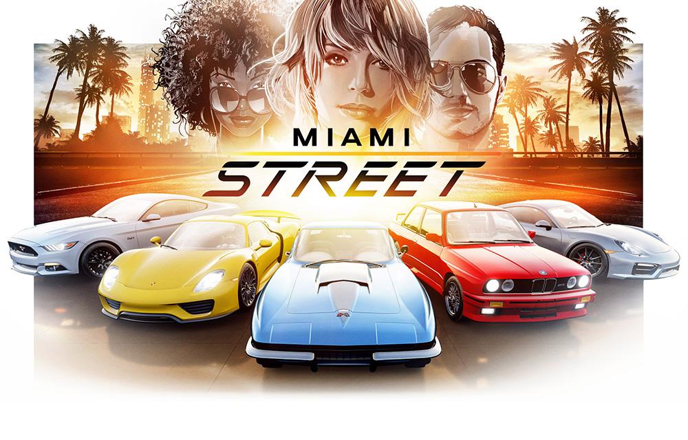 Microsoft Launches Miami Street