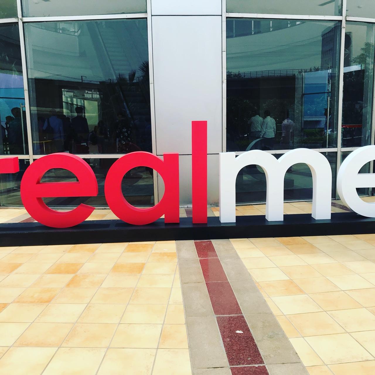 Realme Launch 1