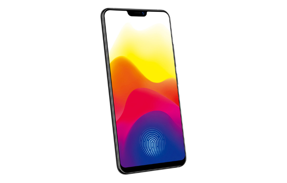 Vivo X21 Launched