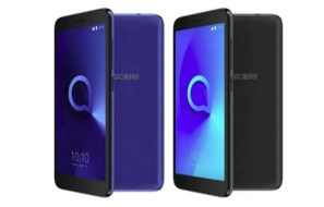 Alcatel 1 Android Go Phone Unveiled