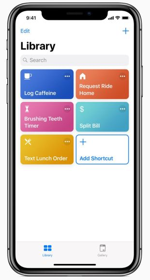 iOS 12 Siri Shortcuts