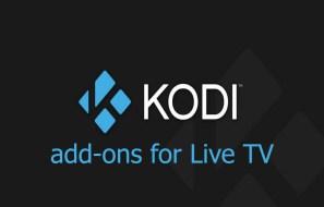 Best Kodi add-ons for Live TV