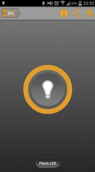 Flashlight by Slim Gears
