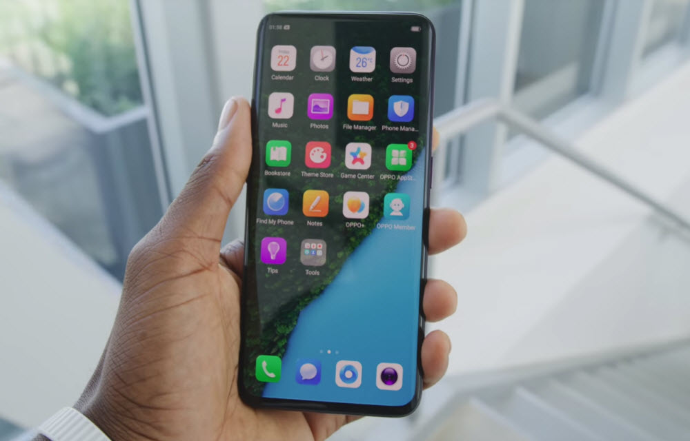 OPPO Find X Review - A Motorized Sliding Concept Smartphone