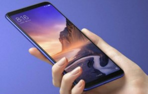 Xiaomi announces Mi Max 3 with 6GB RAM and 5500 mAh battery