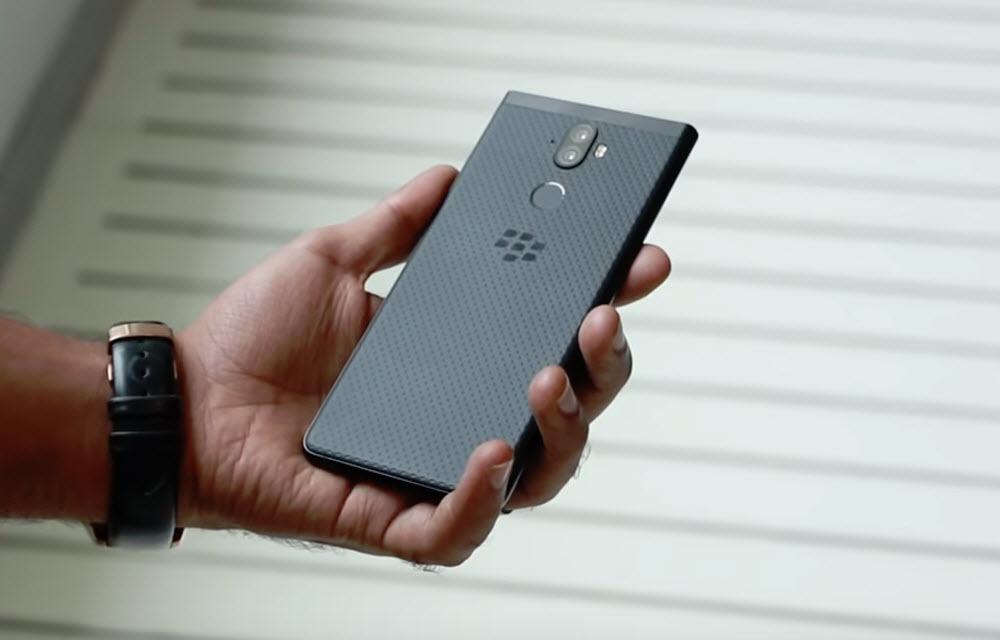 BlackBerry Evolve X Design