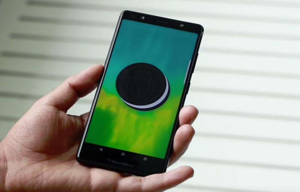 Blackberry Evolve Performance