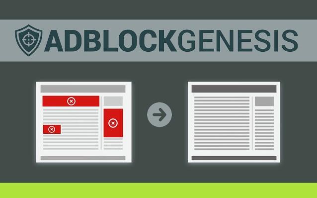 Adblocker Genesis Plus