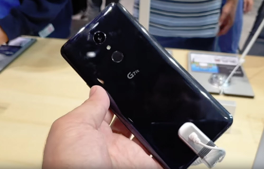 LG G7 Fit Battery