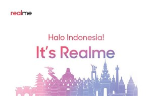 Realme 2 in indonesia market on october 9
