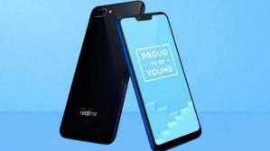 Realme launches Realme C1 in India with 2GB RAM at Rs. 6,999