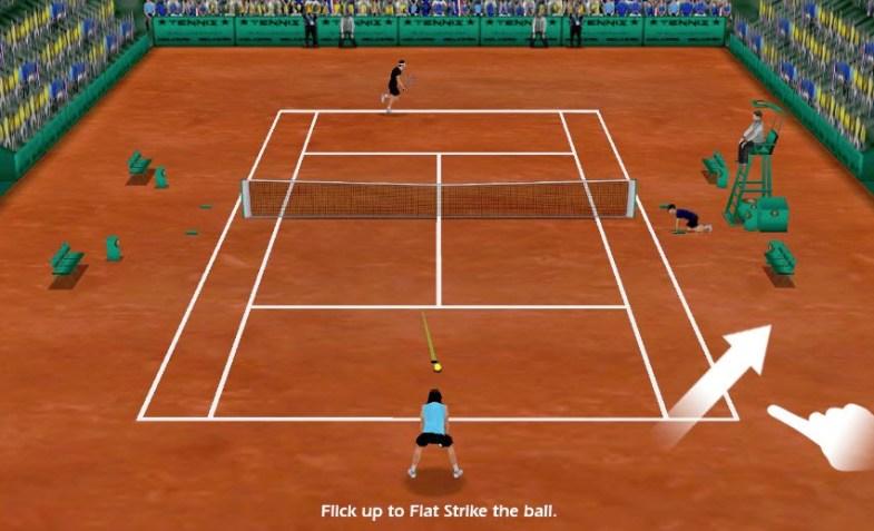 Ultimate 3D Tennis