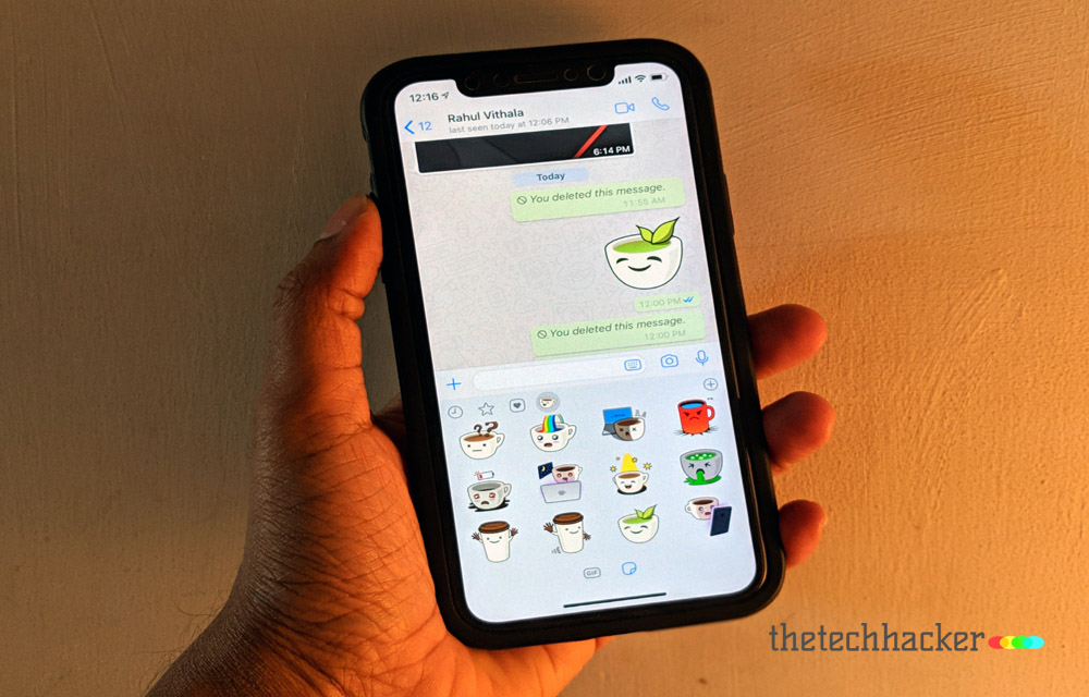 How to Send Stickers on WhatsApp?