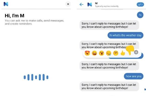 Messenger M Assistant