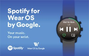 Spotify Launches Its Official Android Wear Application For Smartwatches