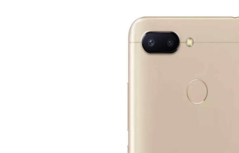 Xiaomi Redmi 6 Camera