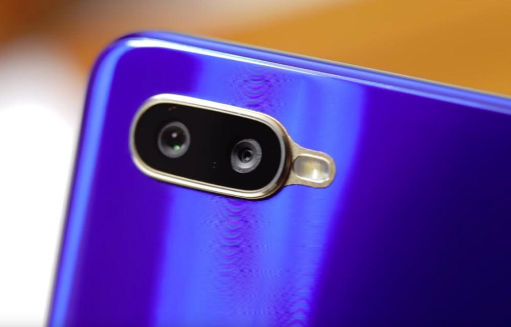 Oppo K1 Camera