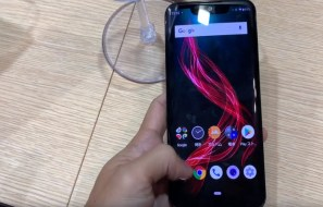 SHARP Aquos Zero Review