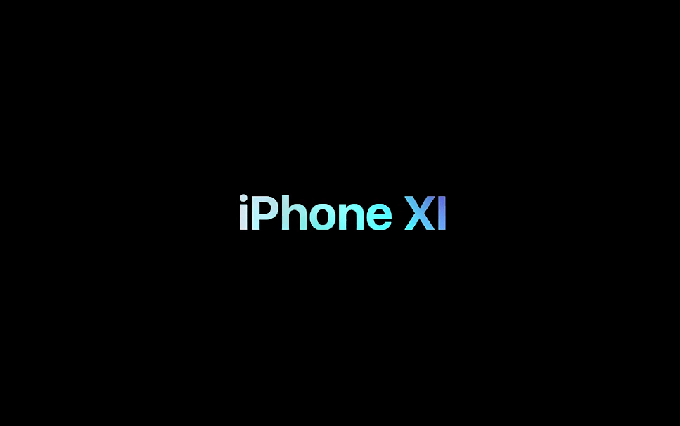 iPhone XI design is came out