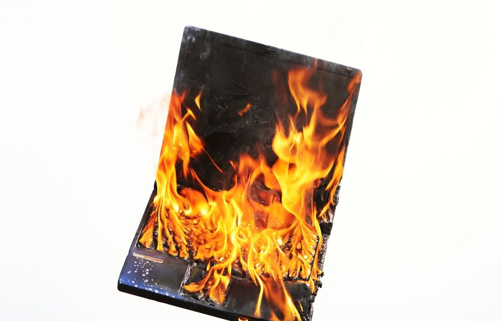 Avoid Laptop getting heated too much