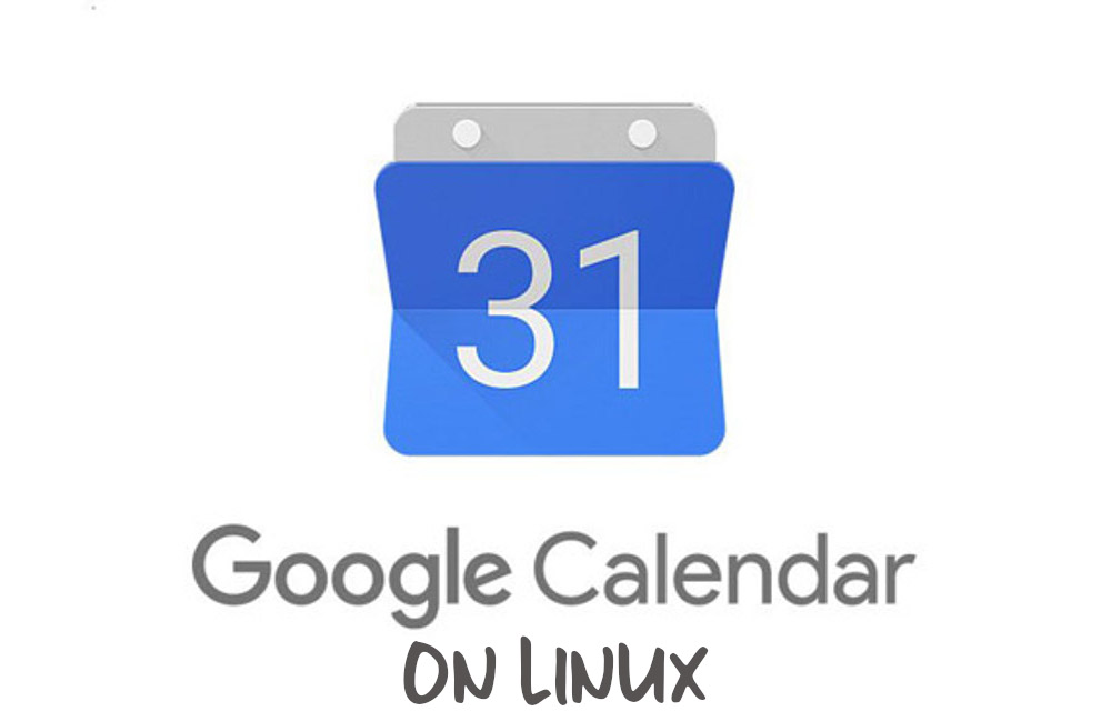 How to add Google Calendar Integration on Linux
