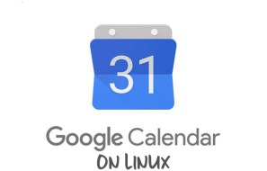 How to add Google Calendar Integration on Linux