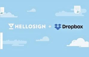 Dropbox acquire hellosign