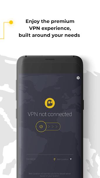 CyberGhost VPN 3