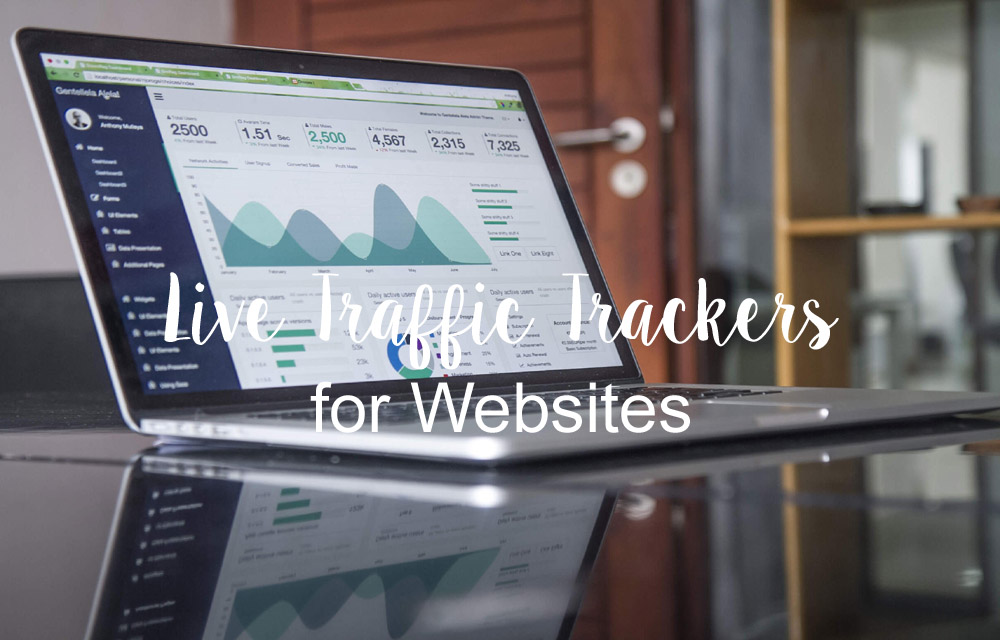 7 Best tools for tracking live visitors on your website