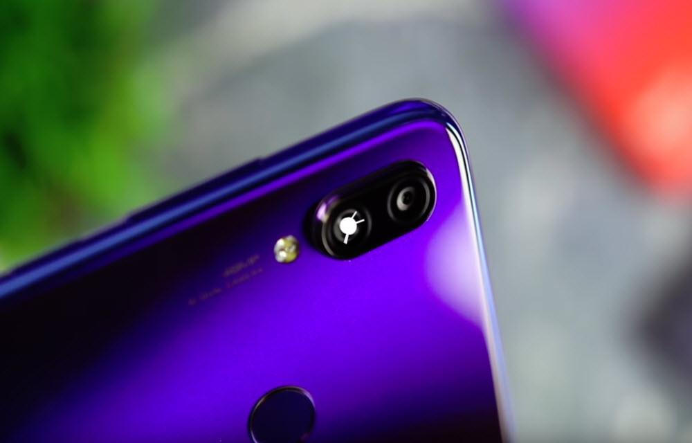 Xiaomi Note 7 Pro Camera