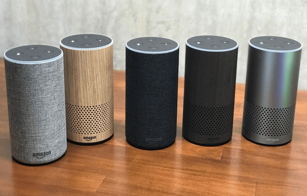 Amazon Alexa Echo devices