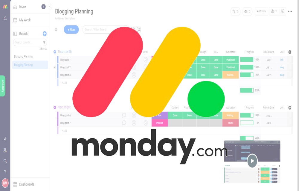 Monday.com Review