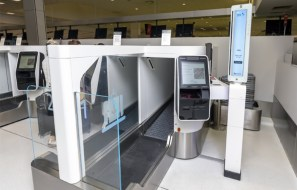 Sydney Airport facial recogntion machines