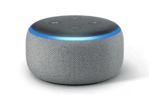Amazon Alexa Echo speakers