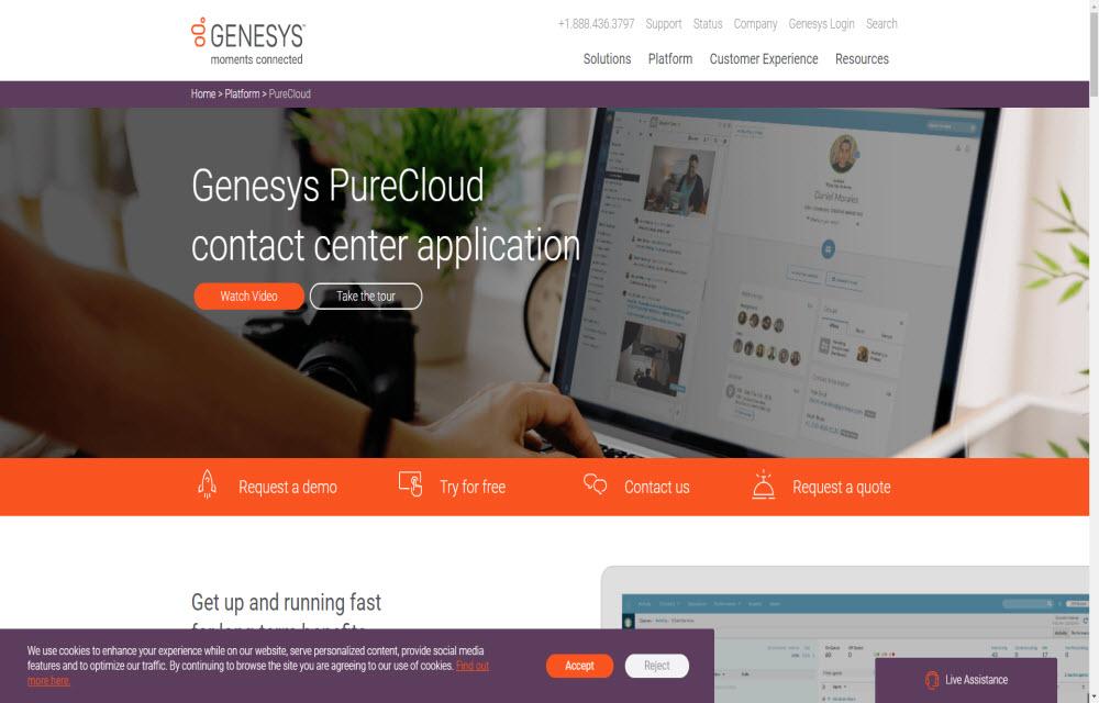 Genesys PureCloud