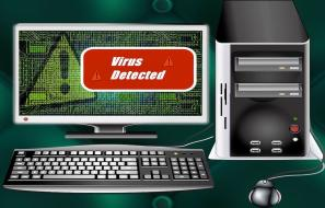 How to remove malware infected by 123vidz website