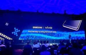 Vivo 5G smartphone