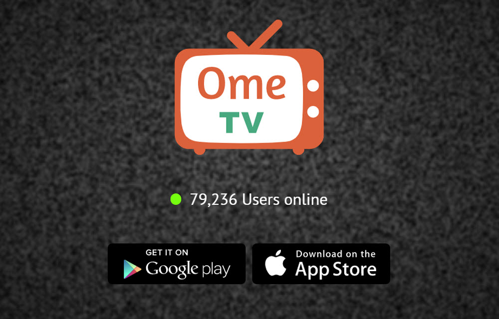 OmeTV app and its analogues