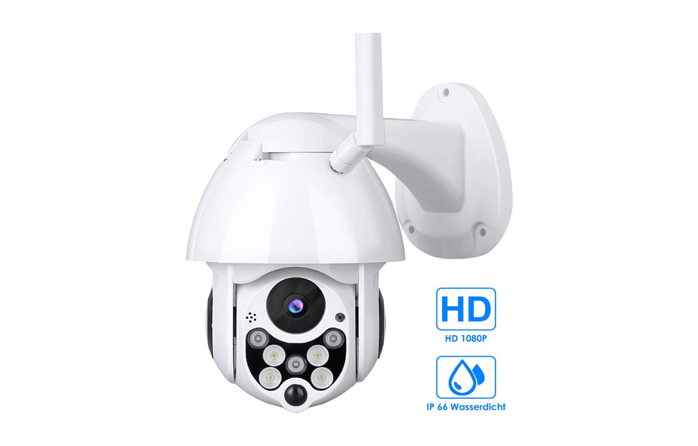 Protect your home from intruders with this WiFi Outdoor Security Camera at just $98