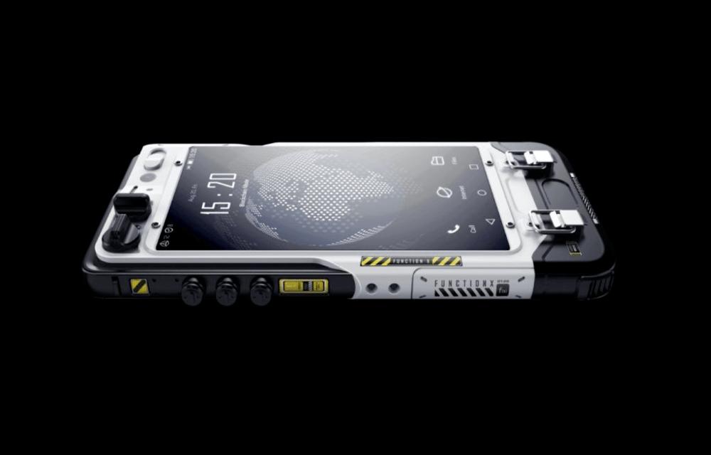 BOB modular blockchain phone