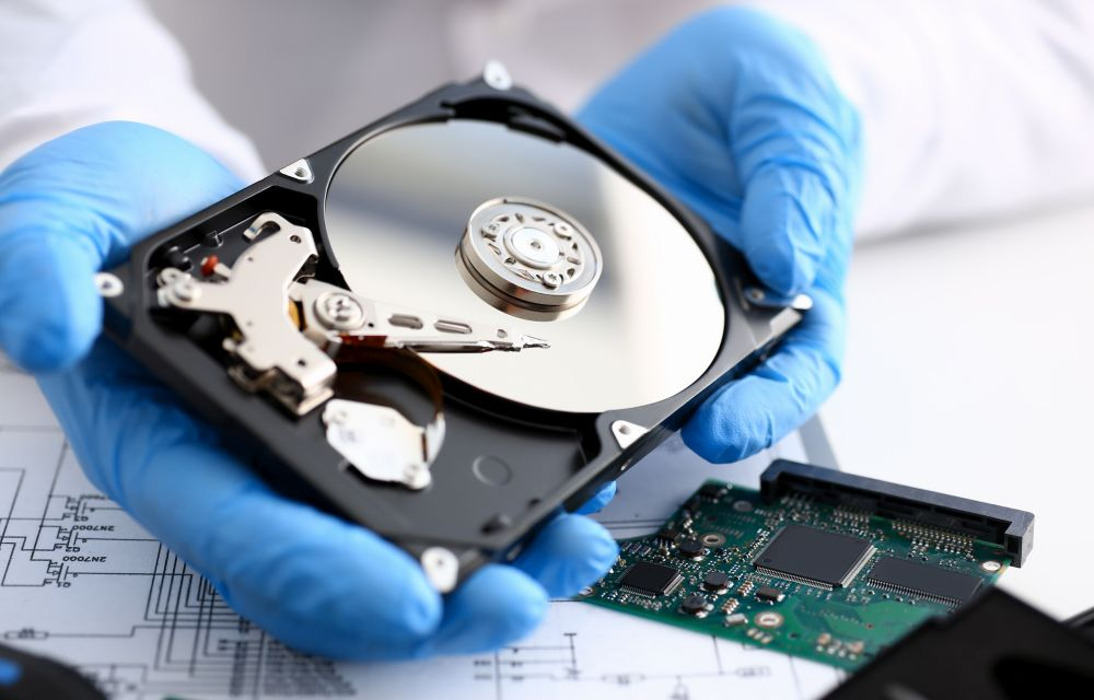 How To Scan A Hard Drive Using 'Error Checking'