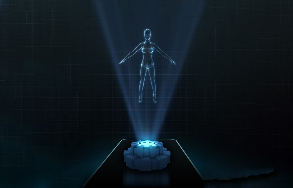 Holographic Communication will be a Thing Soon