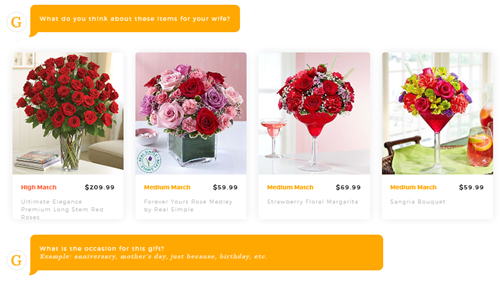 Bots and Brands: Gwyn the 1-800-flowers.com bot