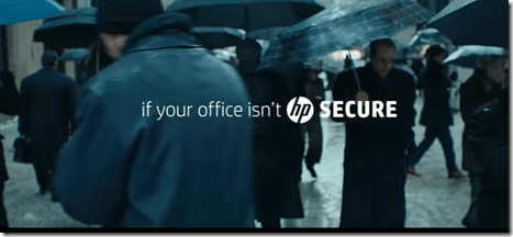 Lookout for The Wolf if your office is not HP Secure