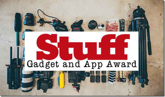 Revealing the winners of the Stuff Gadget and App awards